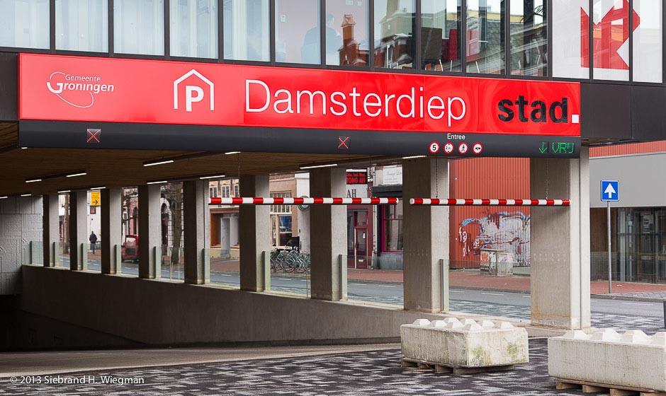 Groningen Oosterparkwijk Damsterdiep Garage 3 Jouwstad