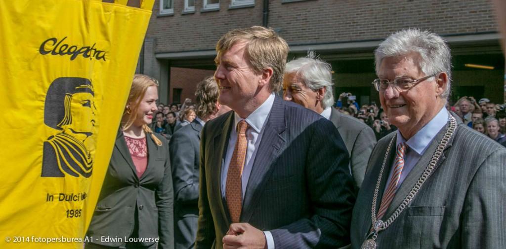 Wanneer Is Willem Alexander Jarig