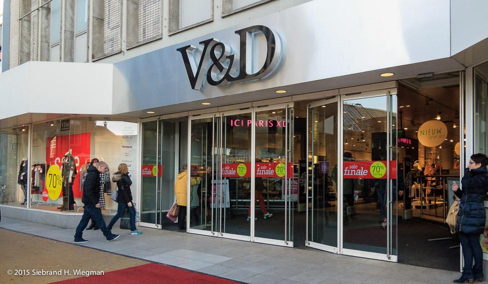 V&D Groningen-3033