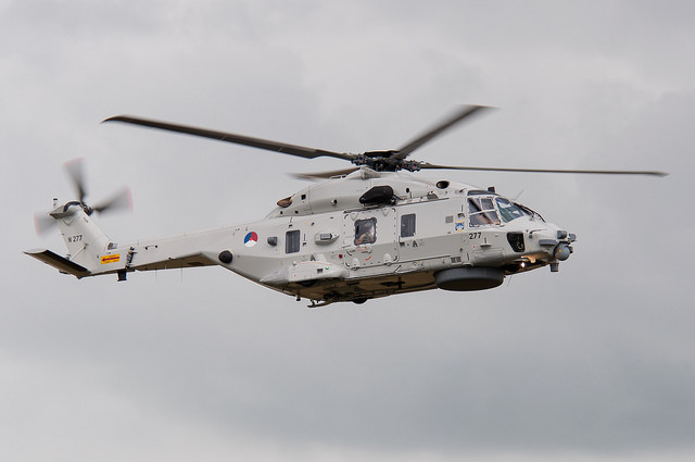 helikopter defensie