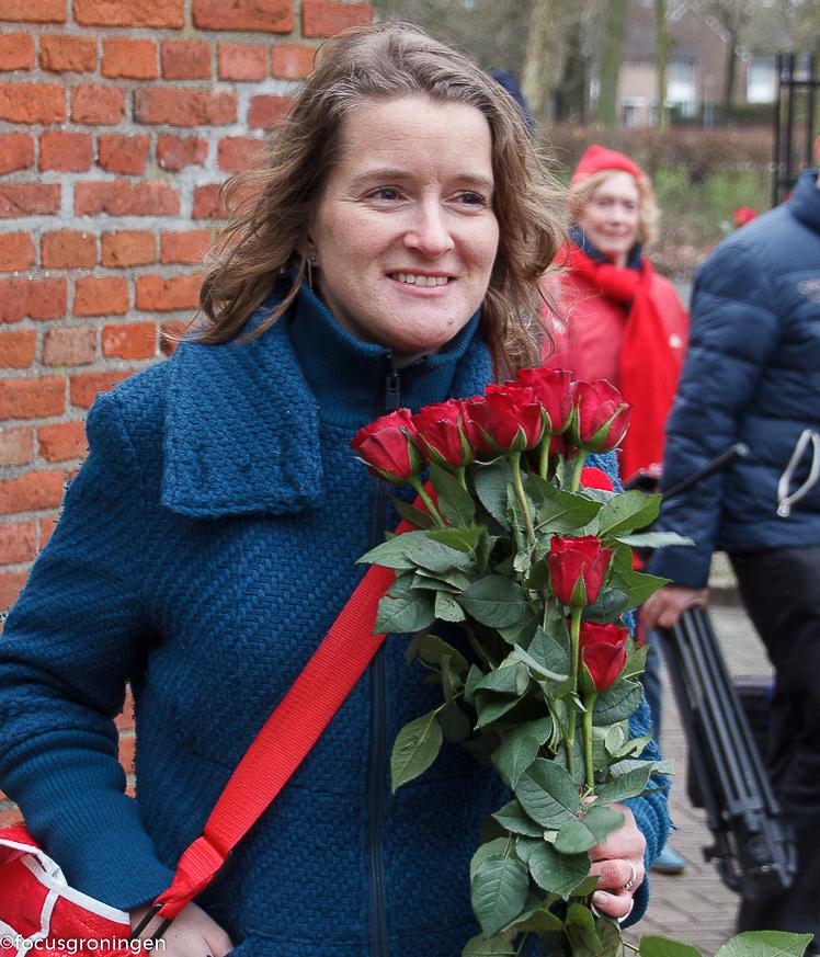nederland 2014, groningen, vinkhuizen, verkiezingscampagne pvda