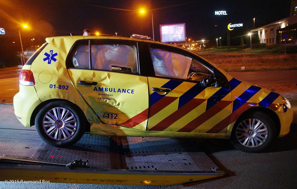 ambulance total loss-
