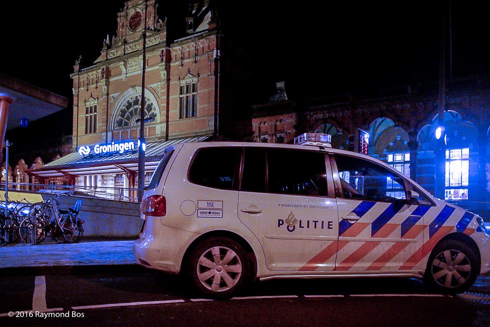 Gewapende Overval Op Ah Winkel Station Groningen Jouwstad