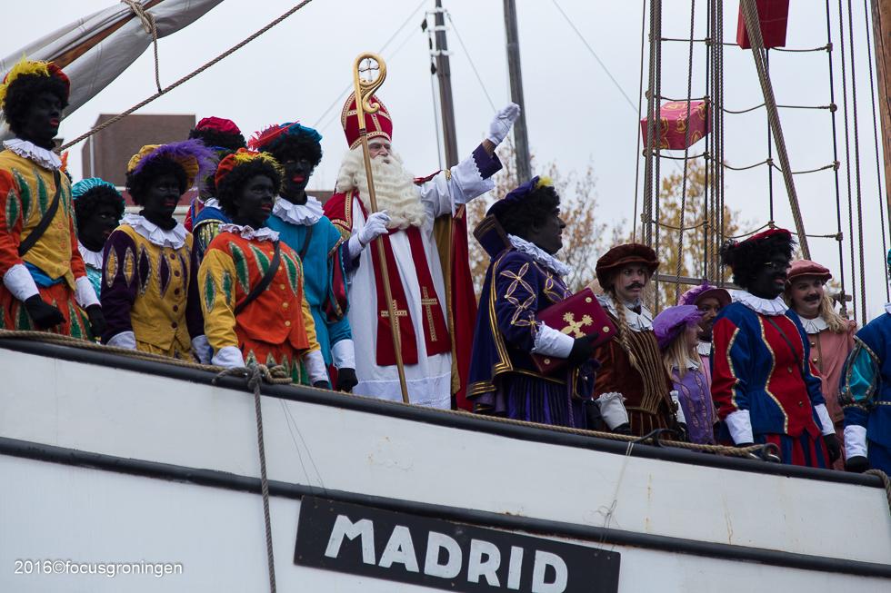 Intocht Sinterklaas In Groningen Niet Aangepast Jouwstad Groningenjouwstad Groningen