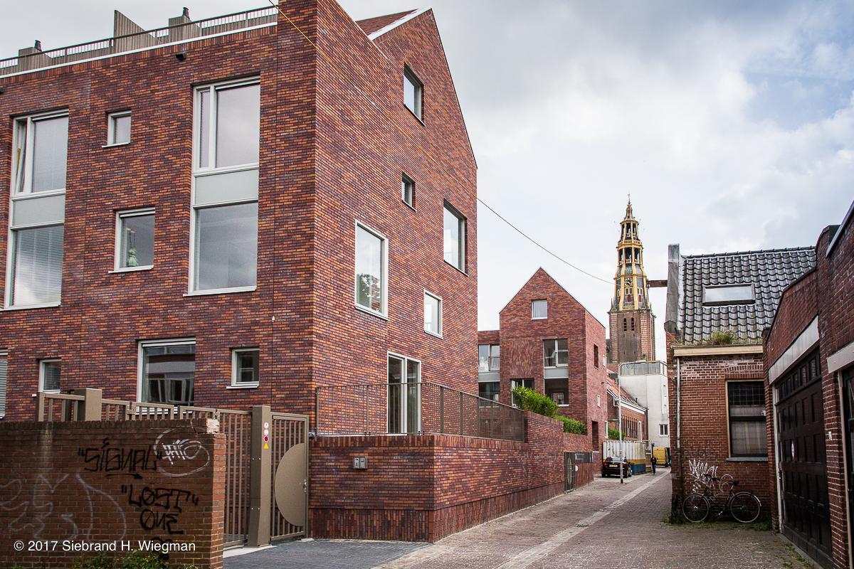 Agaathhof leukste gebouw om in te wonen jouwstad groningenjouwstad groningen - Eigentijds gebouw ...